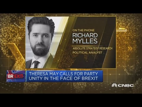 The greatest issue is getting a Brexit deal, political analyst says   Capital Connection
