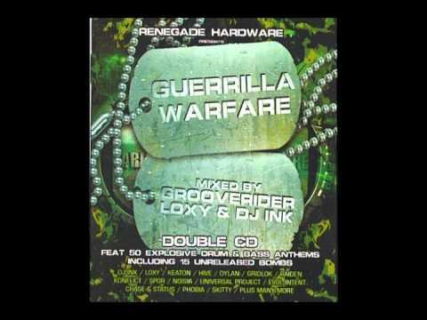 Renegade Hardware Guerrilla Warfare Dj Grooverider Cd 1 (2005)
