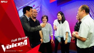 The Voice Thailand - Blind Auditions - 11 Oct 2015 - Part 4