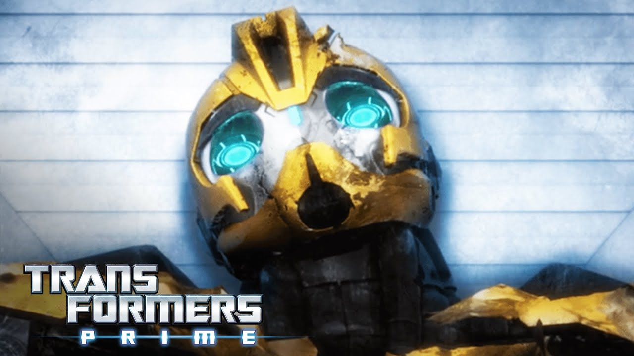 Transformers: Prime - How Bumblebee Lost His Voice Box