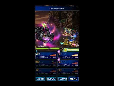 FFBE: Dollet Exploration, Budget Clear, All Missions