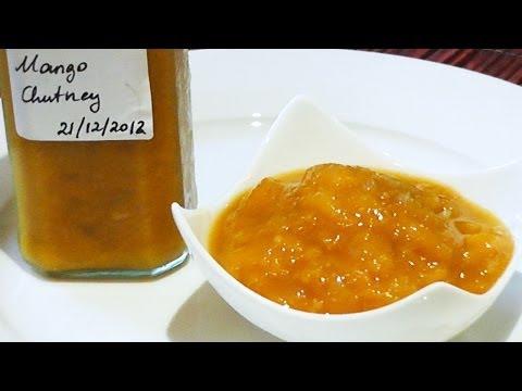 Mango Chutney Recipe - Mark's Cuisine #21