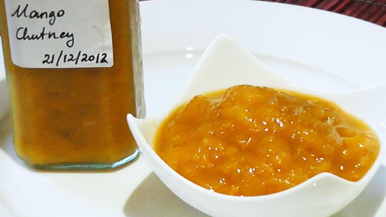 Quick and easy mango chutney recipes