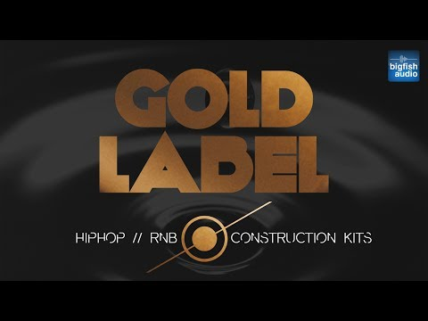 Big Fish Audio Presents... Gold Label: Hip Hop and RnB