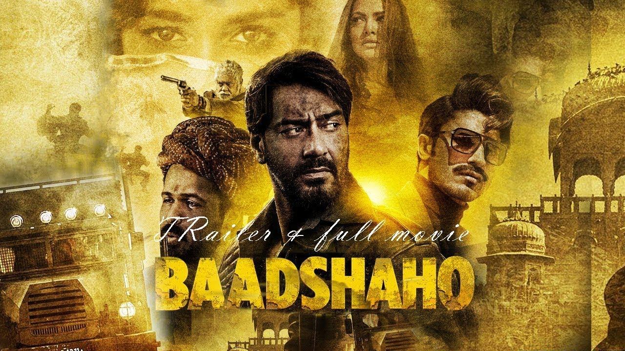 Download Baadshaho (2017) | Trailer & Full Movie Subtitle Indonesia | Ajay Devgn | Ileana D'Cruz