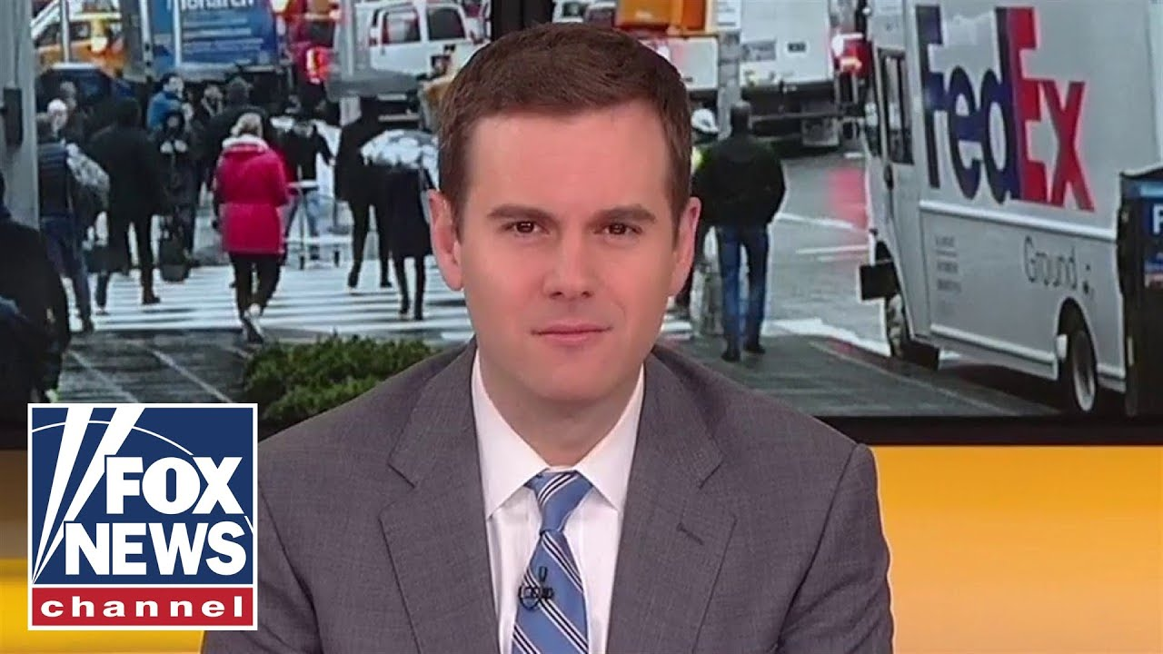 Guy Benson: Biden's 'total collapse' fascinating to watch - FOX News