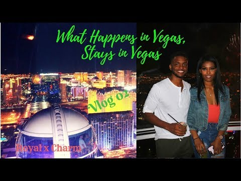 What happens in Vegas, STAYS IN VEGAS! | VLOG 02 | Royal x Charm
