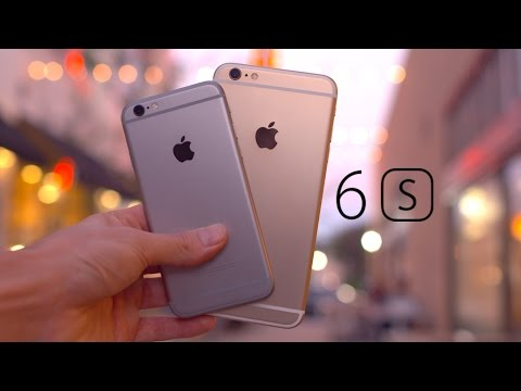 iPhone 6s + 6s Plus Review!