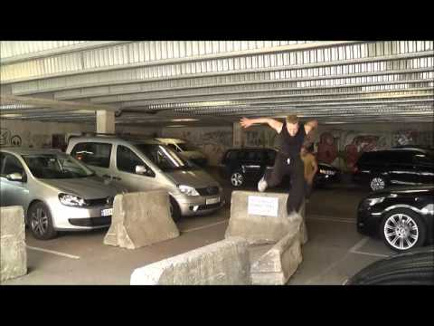 Stord Parkour, Norway