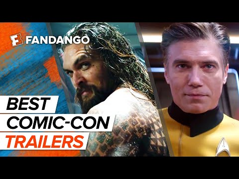 Best Comic-Con 2018 Trailers | Movieclips Trailers
