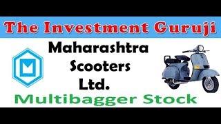 Maharashtra Scooter Ltd Multibagger Stock || Multibagger Share