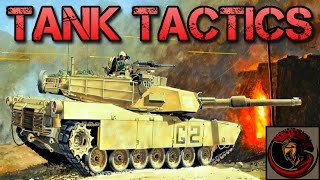 Tank Tactics - Platoon Battlefield Maneuvers