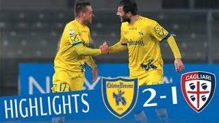 Chievo - Cagliari 2-1 - Highlights - Giornata 25 - Serie A TIM 2017/18