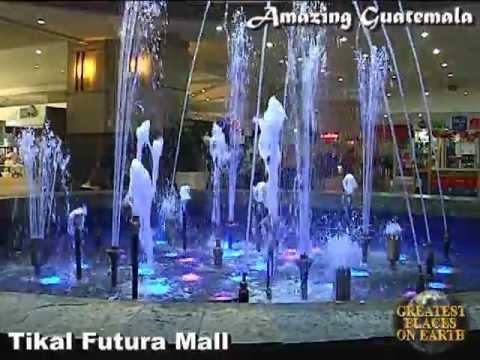 Tikal Futura Mall in Guatemala City, Guatemala