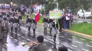 COLEGIO FERMIN TANGUIS - DESFILE DE LA POLICIA ESCOLAR