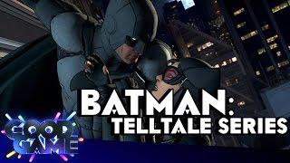 Batman: A Telltale Series - Review