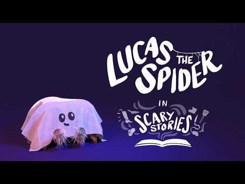 - Lucas the Spider is Hilarious!
