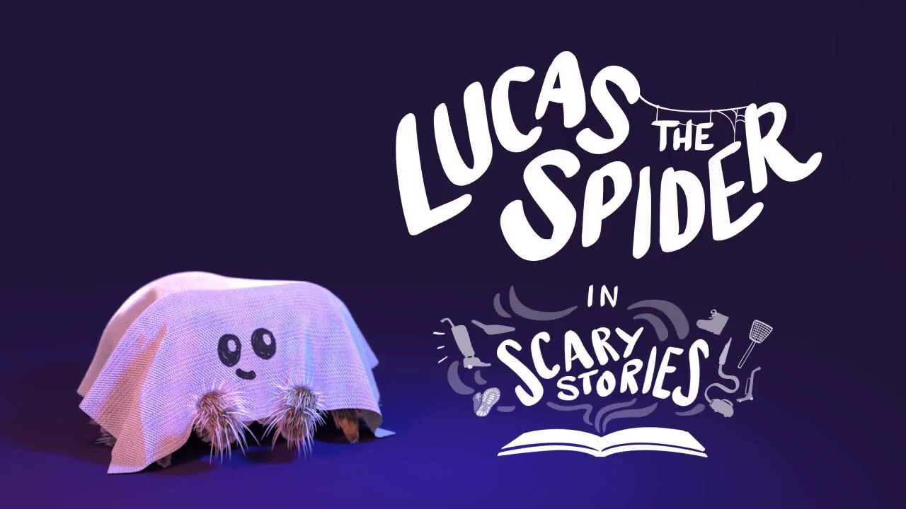 Lucas The Spider Scary Stories Youtube