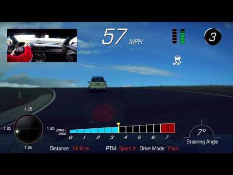 Oregon Raceway Park (ORP) - CCW - 2017 Camaro 1LE - 2017-3-18 - 1:59.23