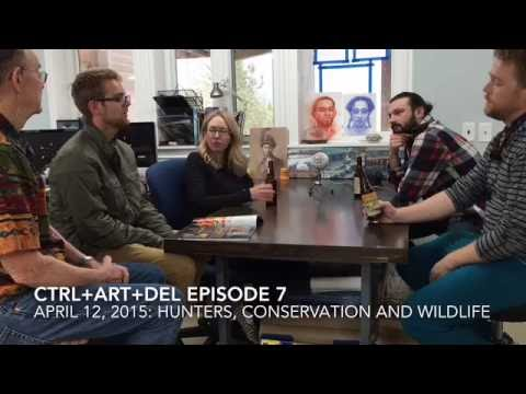 Ctrl+ART+Del Podcast #7: Artist James Corwin on hunting, conservation and wildlife painting