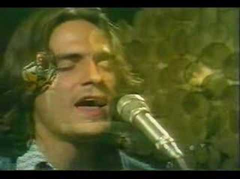 "James Taylor - ""Carolina in My Mind """