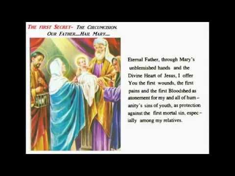 St Bridgets Prayer for 12 years