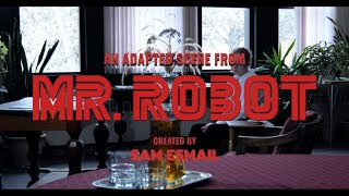 "An Adapted Scene from ""Mr. Robot"" (2018)"