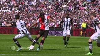 Top 10 goals Feyenoord - Heracles Almelo 1516