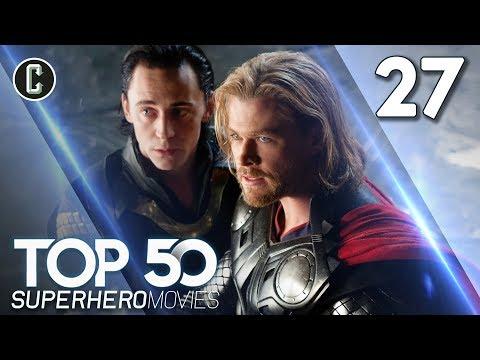 Top 50 Superhero Movies: Thor - #27