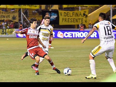 River Plate lo dio vuelta y derrotó a Olimpo en Bahía Blanca
