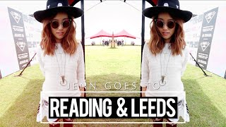 Jenn Goes To Reading & Leeds Festival Thumbnail