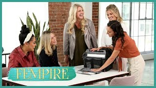 'Fempire': Ayesha Curry Surprises Canary + Co, a Company Founded on the Power of Friendship