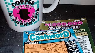 COFFEE & CASHWORDS  #29 in our Video Sunday Series