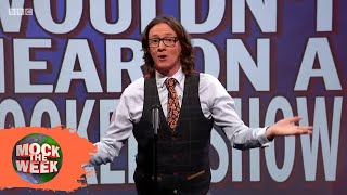 Things You Wouldn't Hear On A Cookery Show - Mock The Week