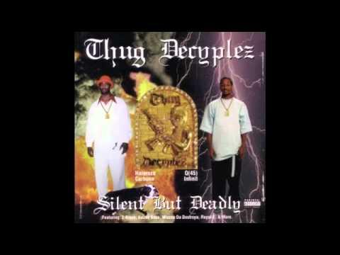 Thug Decyplez produced by Grant Norris