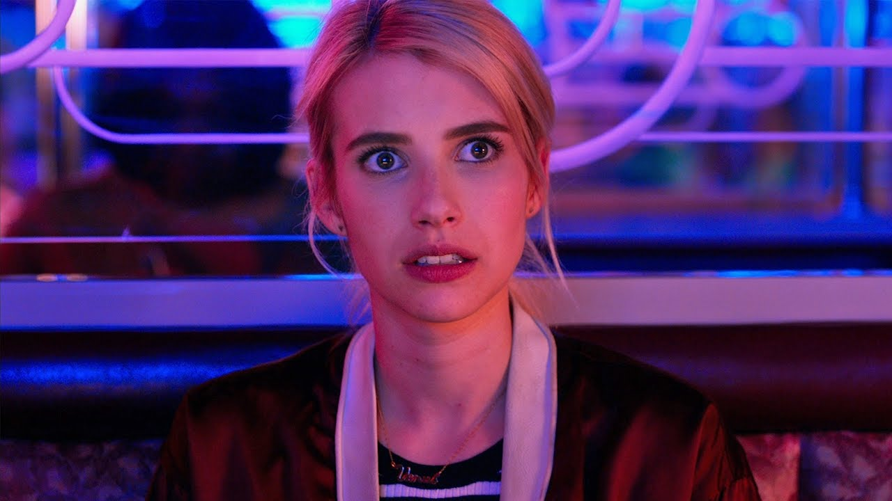 Emma Roberts Nerve 1 2 Best Scenes 4k Youtube