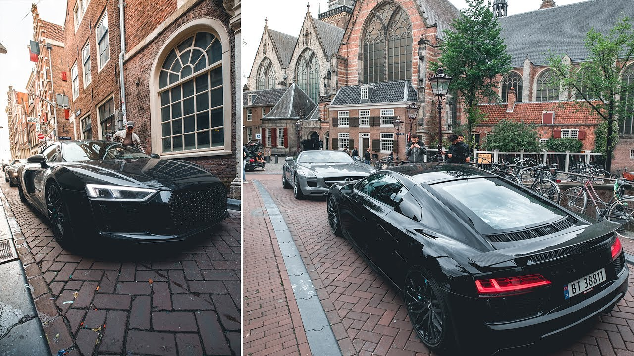 8fdde8c85c8a SUPERCARS IN RED LIGHT DISTRICT AMSTERDAM