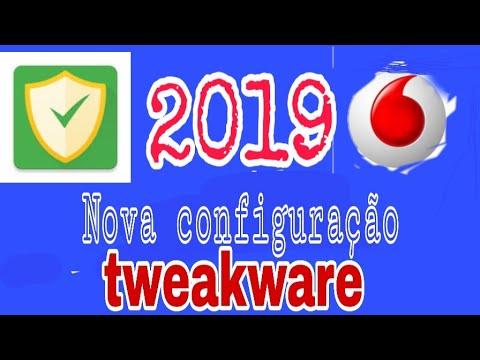 Novo VPN Ilimitado Da Vodacom 2019.Nova Configuração Tweakware.Nova Bug Da Vivo