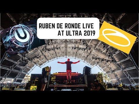 Ruben de Ronde - Live At Ultra Music Festival 2019 (A State of Trance 900) (31-03-2019) Mp3