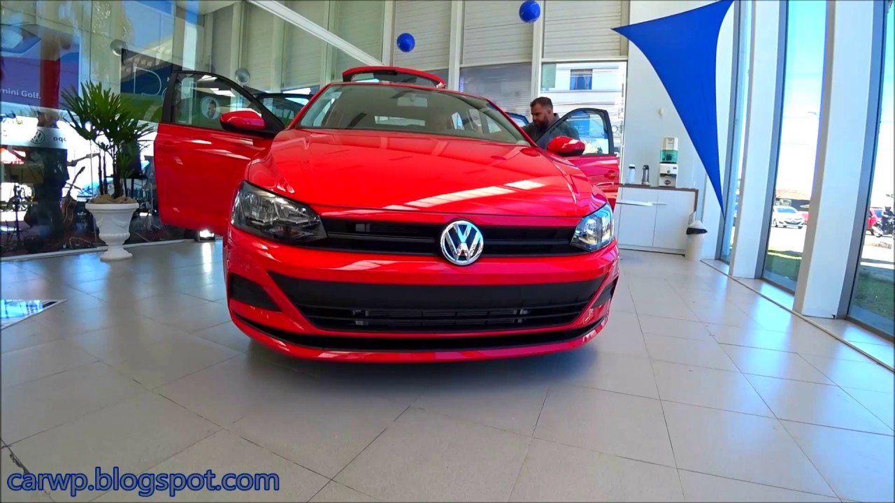 showroom   novo volkswagen polo  mt  msi  cv vw vwpolo polo youtube