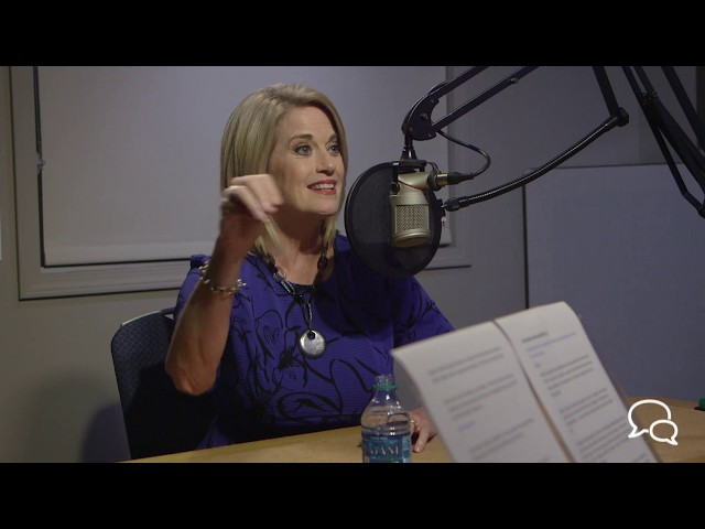 Jane's Background - Candid Conversations with Jonathan Youssef (with guest Jane Robelot)