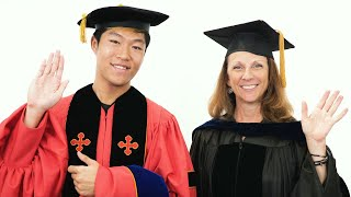 Dress for Commencement Success: How to Perform a Flawless Doctoral Hooding