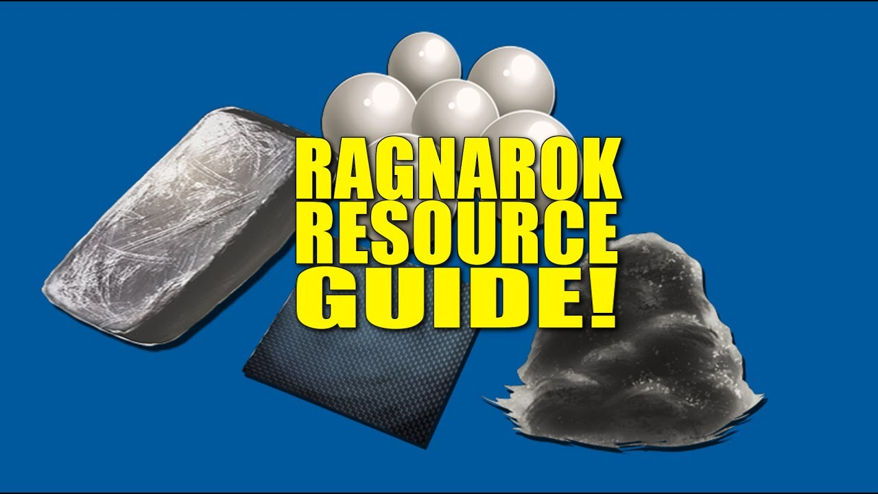 Ark Ragnarok Karte.Ragnarok Resource Guide How Not To Be A Noob Ark Survival Evolved