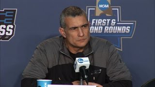 Frank Martin NCAA Tournament News Conference — 3/18/17