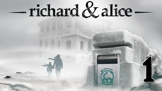 Let's Play Richard & Alice - Part 1 It's Snowing