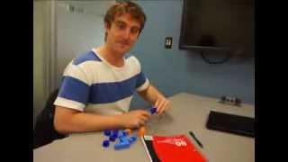 Math presentation - Centicubes