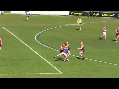 VFL R18 Essendon v Footscray @ Windy Hill