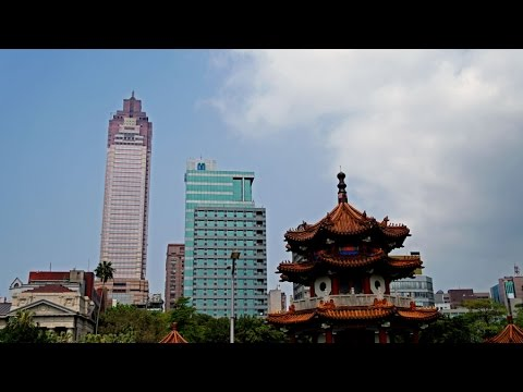 Walking in Taipei (Taiwan)