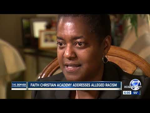 Denver Christian school holds meeting amid racial allegations