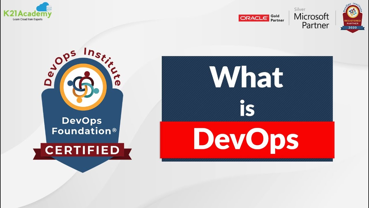 What Is DevOps? | Introduction To DevOps & Its Principles